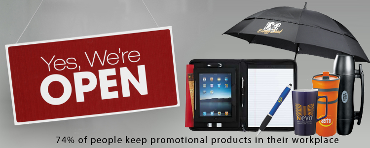 What are your promotional needs?   Oct 17, 2013