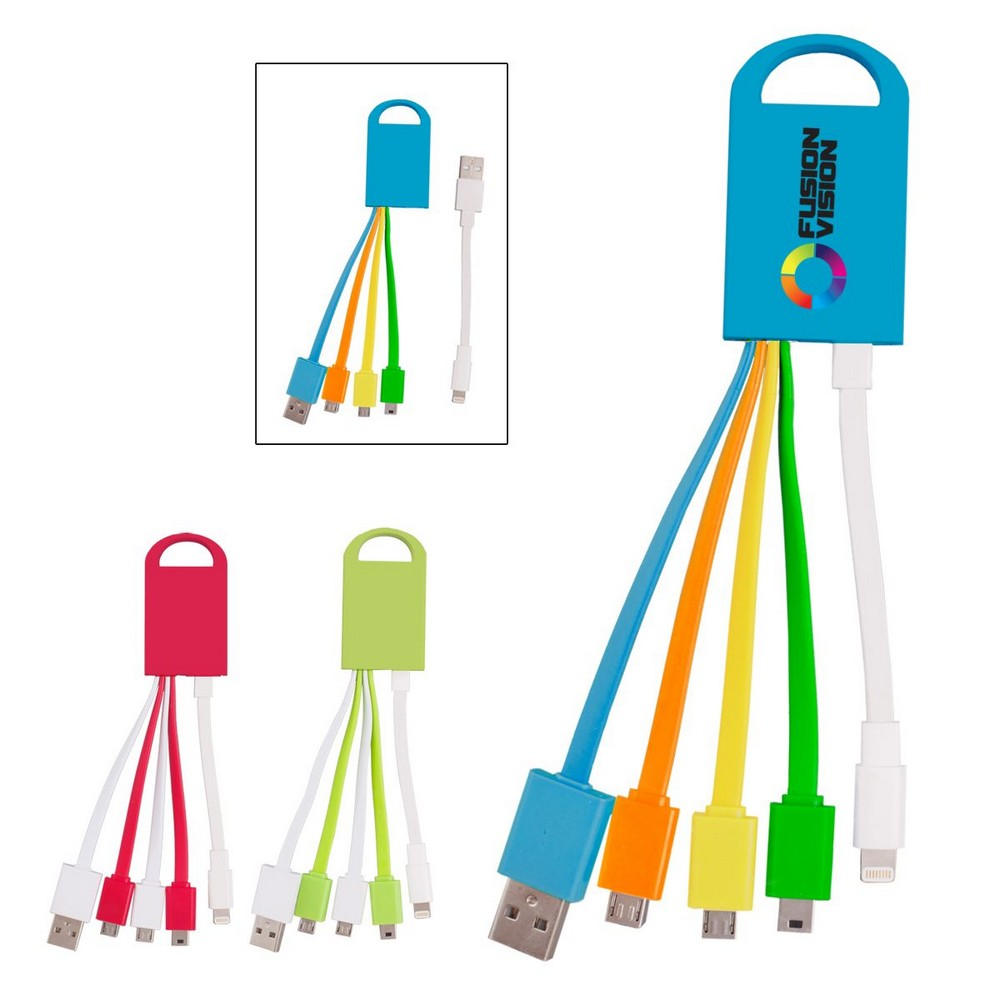 4-in-1 Charging Buddy   June 8, 2016