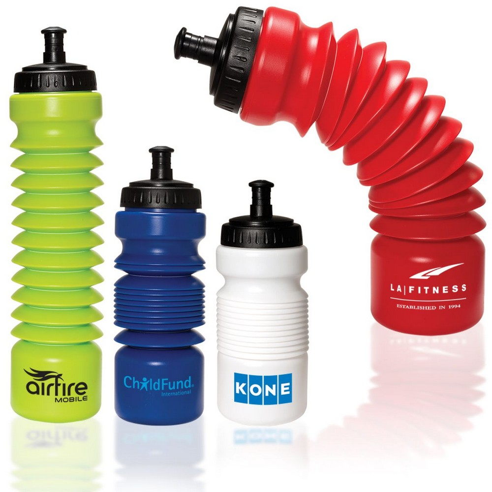 Collapsible water bottle  Sept. 24, 2018