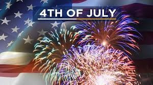 Happy 4th of July!   July 4, 2019
